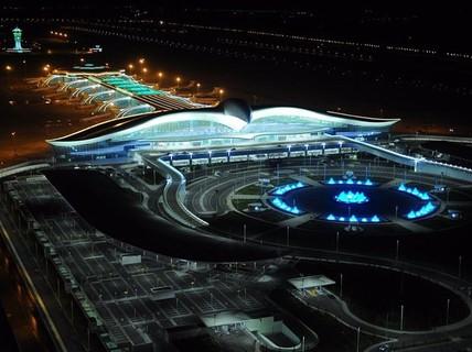 Những sân bay được đánh giá đẹp nhất thế giới