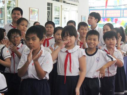 TP HCM: Trường học tiếp tục ngưng mọi hoạt động trong chiều và tối 26-11