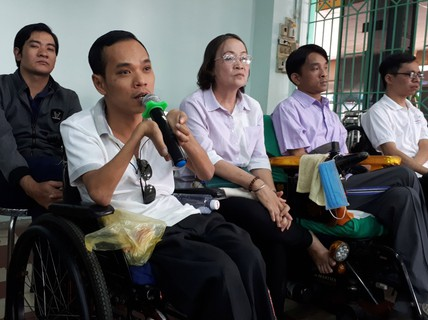 Người khuyết tật gặp nhiều rào cản