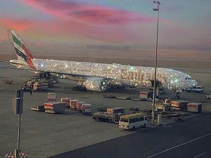 Sự thật đằng sau chiếc Boeing 777 dát kim cương