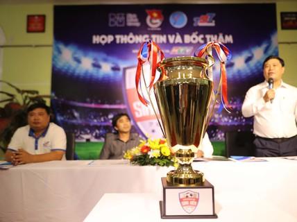TP HCM tiếp tục tìm kiếm tài năng bóng đá từ sinh viên
