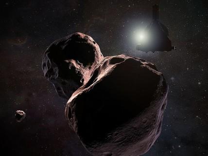"""Tín hiệu dị thường từ """"tiểu hành tinh không thể với tới"""""""