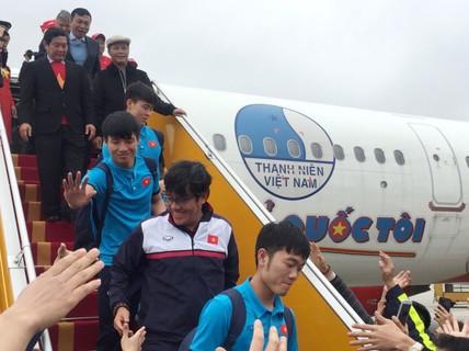 Ông Huỳnh Vĩnh Ái nói gì về việc có mặt trên máy bay chở U23 Việt Nam?