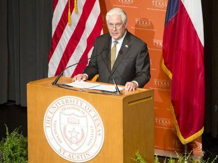 """Ông Tillerson cảnh báo Mỹ Latinh về """"cái bẫy"""" Trung Quốc"""