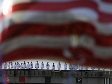 Hải quân Mỹ lại đau đầu vì thủy thủ tại Nhật Bản