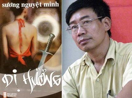 """Nhà văn Sương Nguyệt Minh: Viết văn ngày Tết cực """"phiêu"""""""