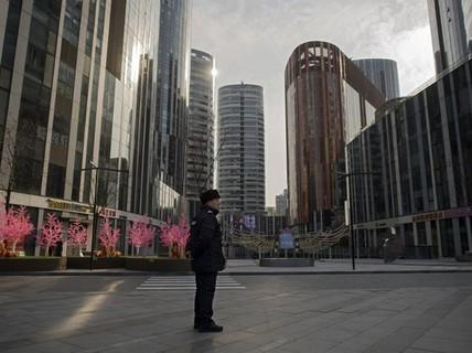 Thủ đô Trung Quốc vắng lặng trước Tết Mậu Tuất