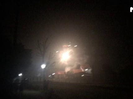 Bất chấp lệnh cấm, nhiều địa phương pháo vẫn nổ vang trời!
