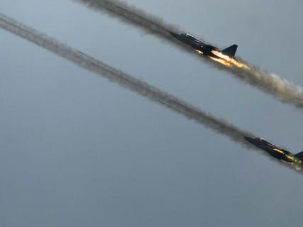 Nga công bố video chiến đấu cơ Su-25 bị bắn hạ ở Syria