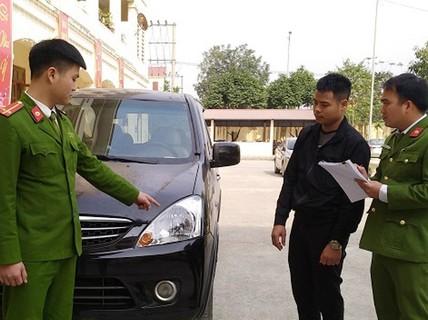Tông chết người đi bộ ở Ninh Bình, lái ô tô bỏ trốn về Hà Tĩnh