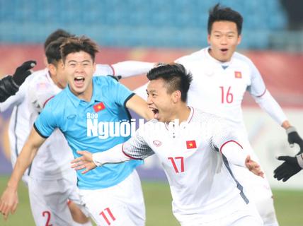 U23 Việt Nam về nước vào chiều tối 28-1