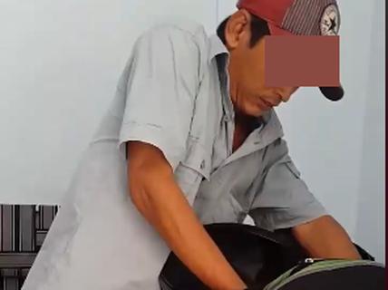Thực hư clip người cha bỏ thi thể con vào túi xách đưa về quê vì nghèo