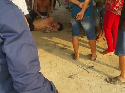 Thanh niên nhảy cầu Tân An tự vẫn rồi... cố bơi vào bờ