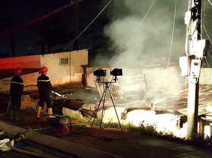 Cháy lớn ở Đà Lạt, 5 người tử vong