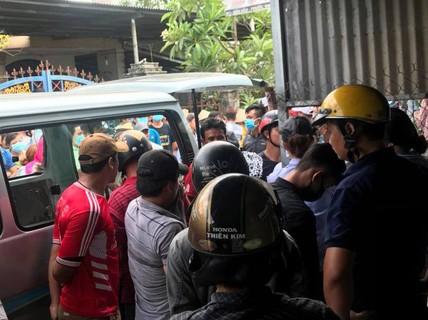 Một phụ nữ chết lõa thể trong phòng trọ ở Đồng Nai