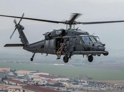 Trực thăng quân sự rơi ở Iraq, binh sĩ Mỹ thiệt mạng