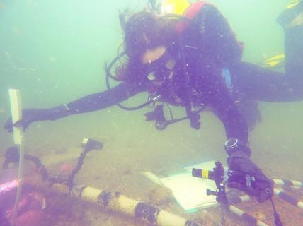 Nghĩa địa 7.000 năm tuổi dưới đáy vịnh Mexico