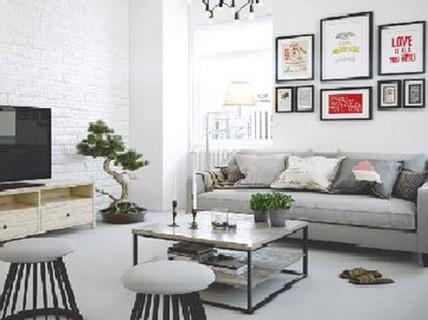 Lựa chọn bàn thông minh cho nội thất phòng khách nhà hẹp