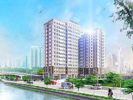 DSG Land công bố dự án căn hộ trung tâm giá chỉ 1,09 tỉ đồng