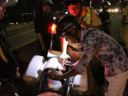 """Danh sách hơn 35.000 trường hợp bị CSGT TP HCM """"phạt nguội"""""""