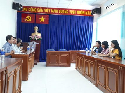 Hỗ trợ công nhân Công ty TNHH Nam Phương khởi kiện