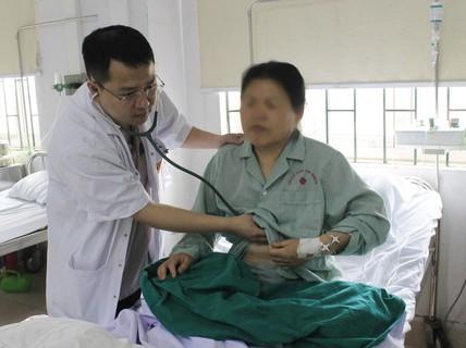 Cứu sống nữ du khách Trung Quốc bị nhồi máu cơ tim ở Việt Nam