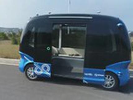 Xe buýt mini tự lái, tại sao không?