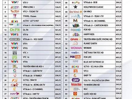 """Yêu cầu VTVcab báo cáo việc đột ngột cắt hàng loạt kênh """"hot"""""""