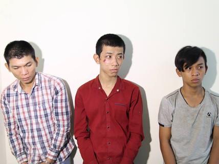 Triệt phá băng cướp ám ảnh phụ nữ vùng ven Sài Gòn