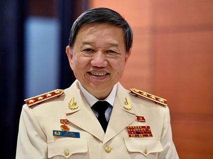 Bộ trưởng Tô Lâm trả lời về định hướng lớn tinh gọn bộ máy