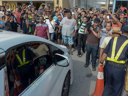 Tương lai nặng nề cho cựu thủ tướng Malaysia