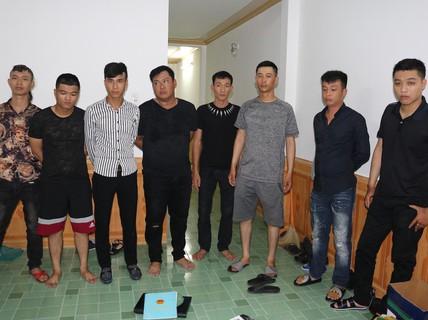 Xóa băng nhóm từ Hà Nội vào Cần Thơ cho vay nặng lãi