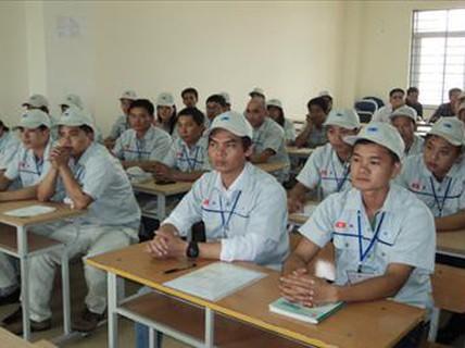 Lao động chính sách được hỗ trợ chi phí đào tạo tiếng Hàn