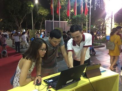 Quảng bá du lịch thủ đô qua Hoàn Kiếm 360 độ