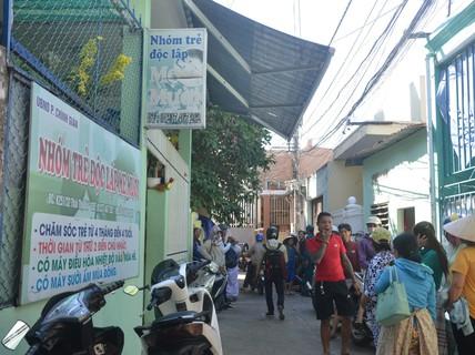 """UBND quận Thanh Khê đính chính về phát biểu """"xử lý người tung clip bạo hành trẻ"""""""
