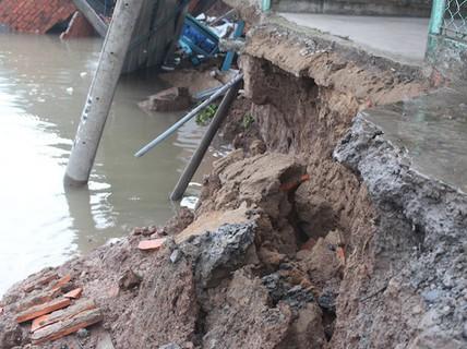 Để sông, rạch bị lấn, chủ tịch quận - huyện phải chịu trách nhiệm