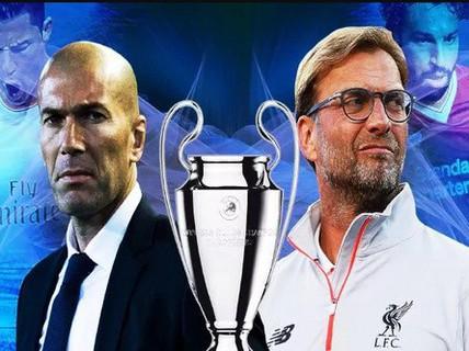 """Real Madrid """"dìm hàng"""" Liverpool trước chung kết Champions League"""