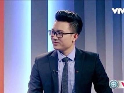 MC Minh Tiệp bị tạm dừng lên sóng VTV