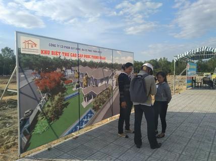 Nhiều DN ở Phú Quốc tự ý mở đường rồi phân lô, tách thửa