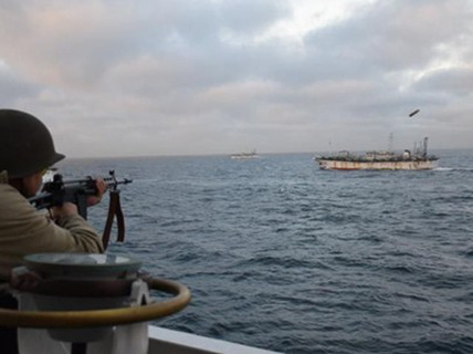 Argentina phạt tàu cá Trung Quốc gần nửa triệu USD
