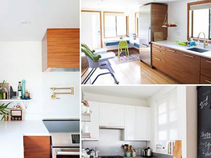 Phòng bếp tuyệt đẹp dành cho người yêu nấu nướng