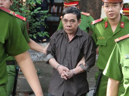 Cựu trưởng Ban Bồi thường giải phóng mặt bằng Tân Phú lãnh án tử hình