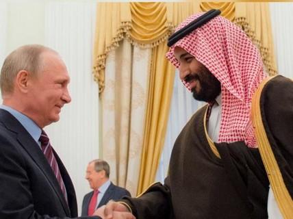 Thái tử Ả Rập Saudi sắp đến Nga, Iran lo ngại
