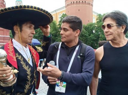 Thư Moscow: Tình yêu bóng đá