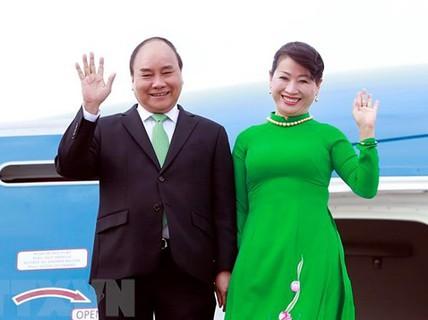 Thủ tướng lên đường sang Thái Lan dự Hội nghị về khu vực