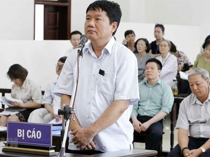 Bị cáo Đinh La Thăng: Nhận định của VKS là thiếu căn cứ