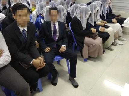 """Ban Tôn giáo Chính phủ nói về """"nước thánh"""" của """"Hội Thánh Đức Chúa Trời Mẹ"""""""