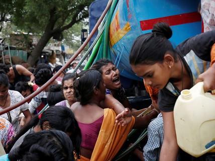 Giết nhau vì thiếu nước ở Ấn Độ