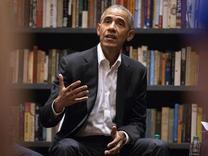Ông Obama phá vỡ im lặng