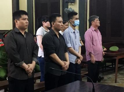 """Ông """"trùm"""" phân phối ma túy ở Sài Gòn lãnh án chung thân"""